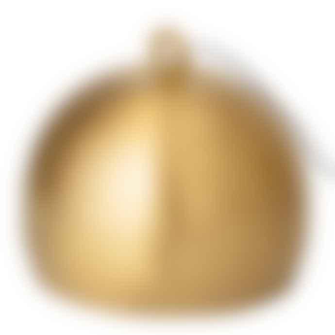 Bloomingville Brass Lamp