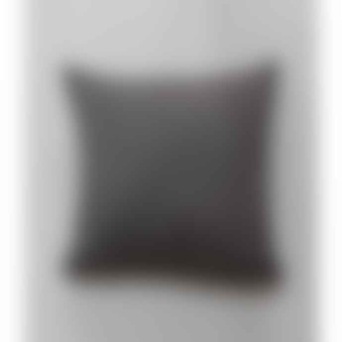 Sylvie Thiriez Stone Washed Cotton Grey Cushions
