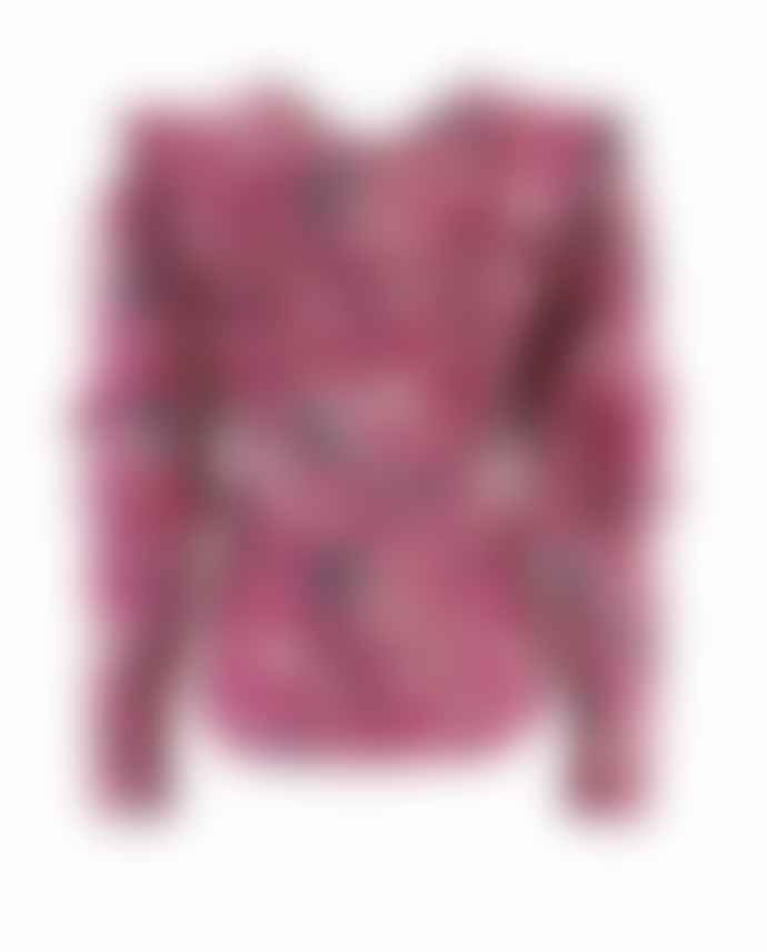 *BRAND* ARCHIVED Constance Blouse Fuchsia