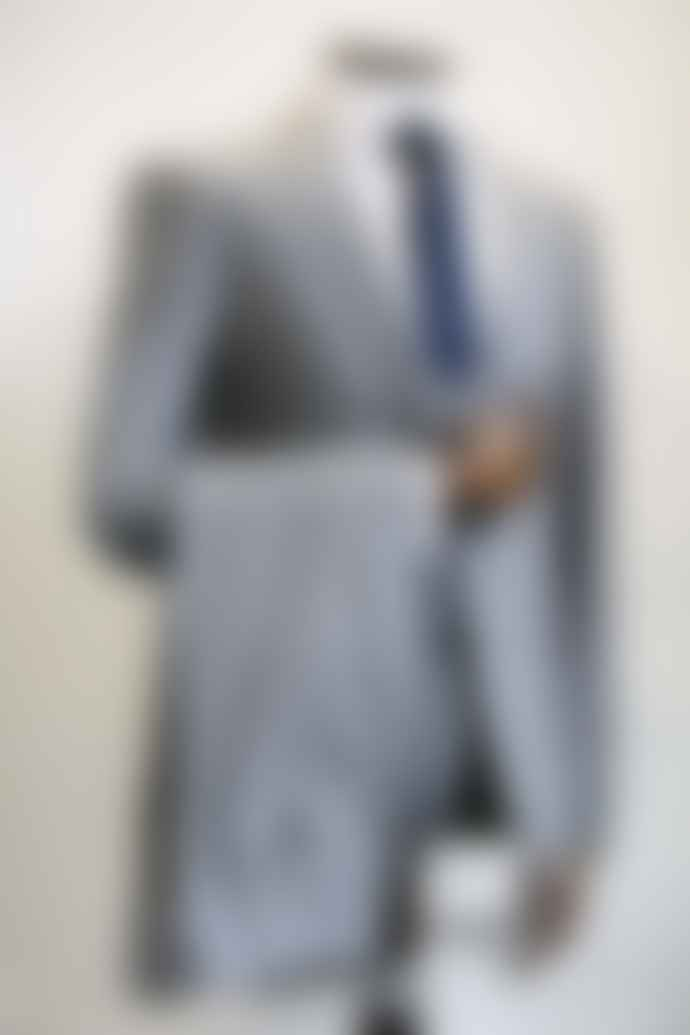 Remus Uomo Luca Light Grey Suit Trousers