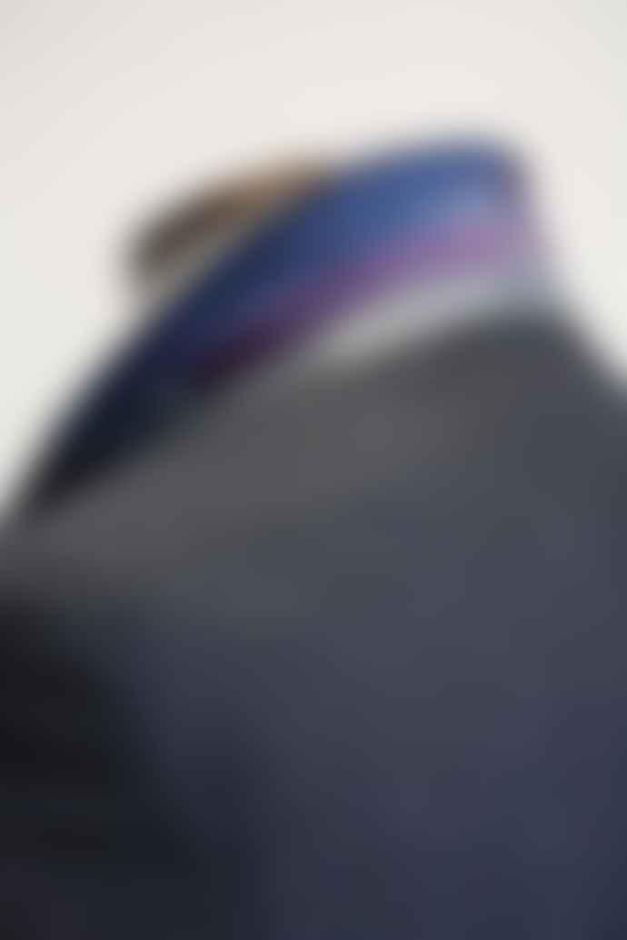 Remus Uomo Novella Navy Blue Donegal Jacket