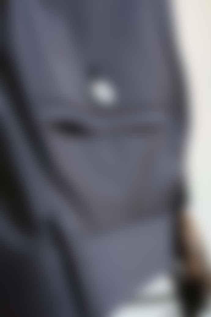 Remus Uomo Lazio Navy Marl Trousers
