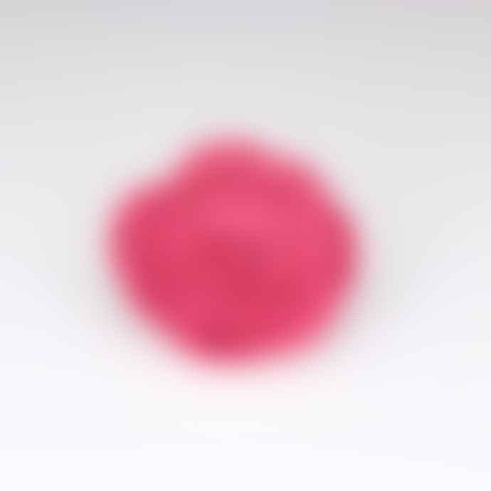 Outfit Toolkit Raspberry Felt Lapel Flower Pin