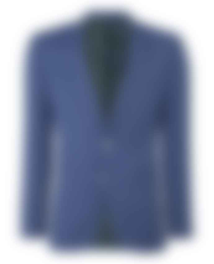 Remus Uomo Lovati Airforce Blue Suit Jacket