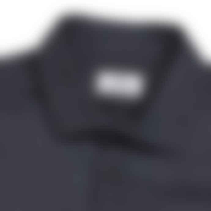 Blue de Genes Miguel Brillante Shirt Dark Navy