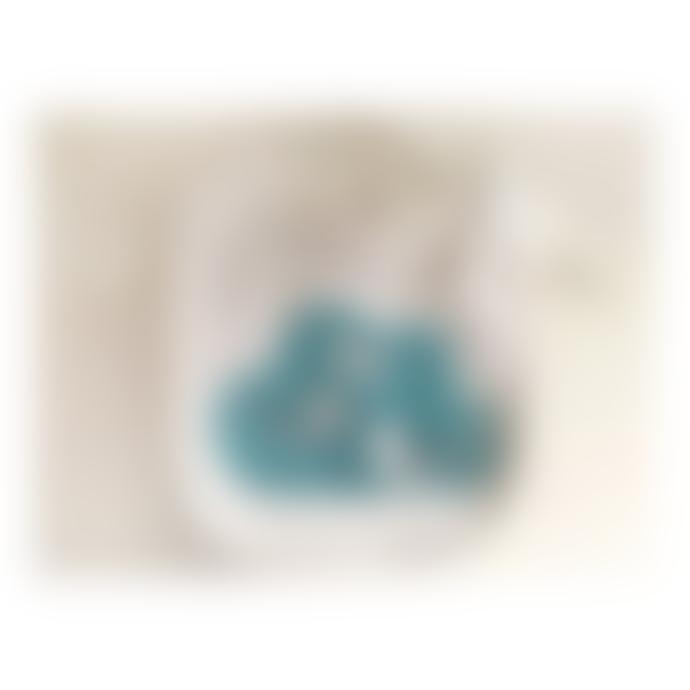 Loretta Cosima Bird Family Drawn Baby Bibs
