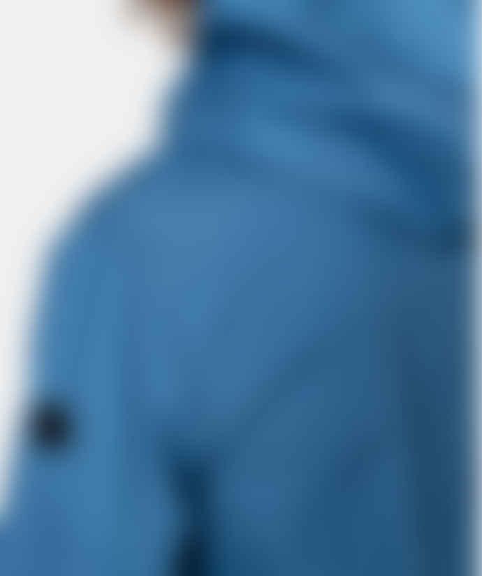 RVLT Blue 7351 Hooded Jacket