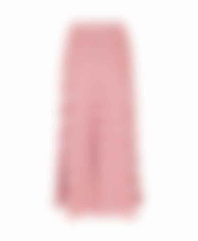 SamsoeSamsoe Heather Rose Check Loreta Midi Skirt