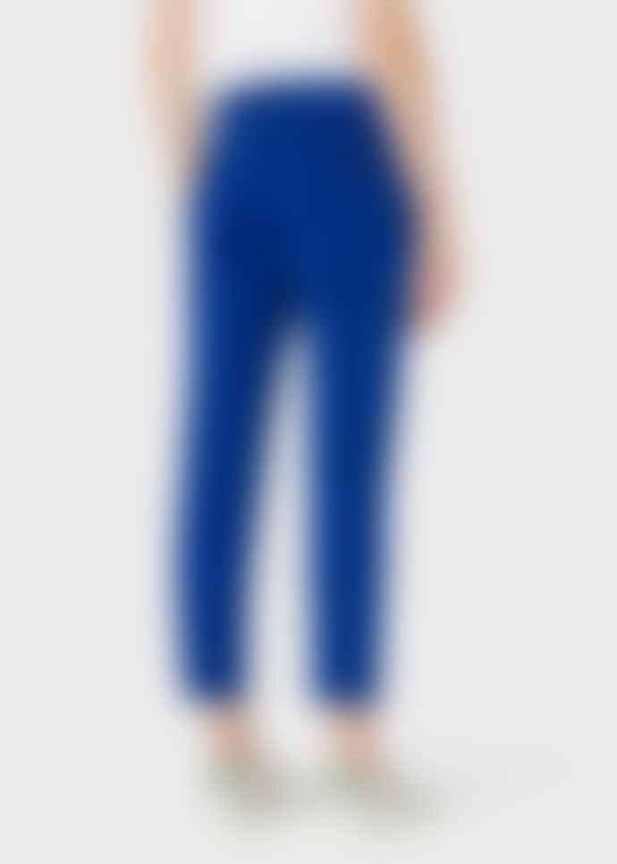Paul Smith Bright Blue Chino Pants