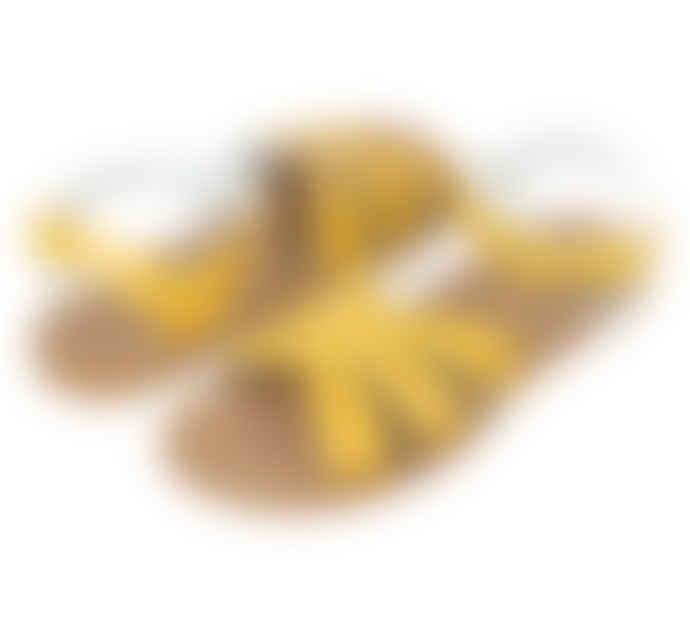 Salt-Water Original Mustard Sandals