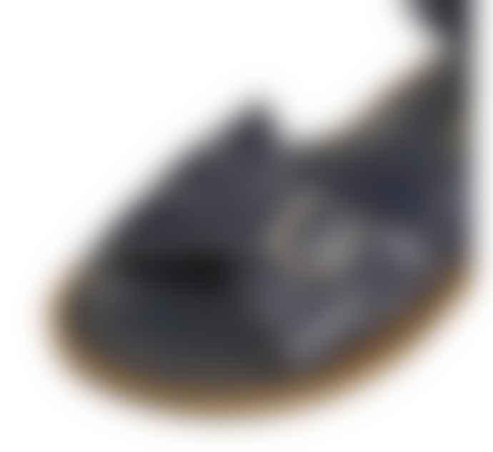 Salt-Water Classic Black Sandals