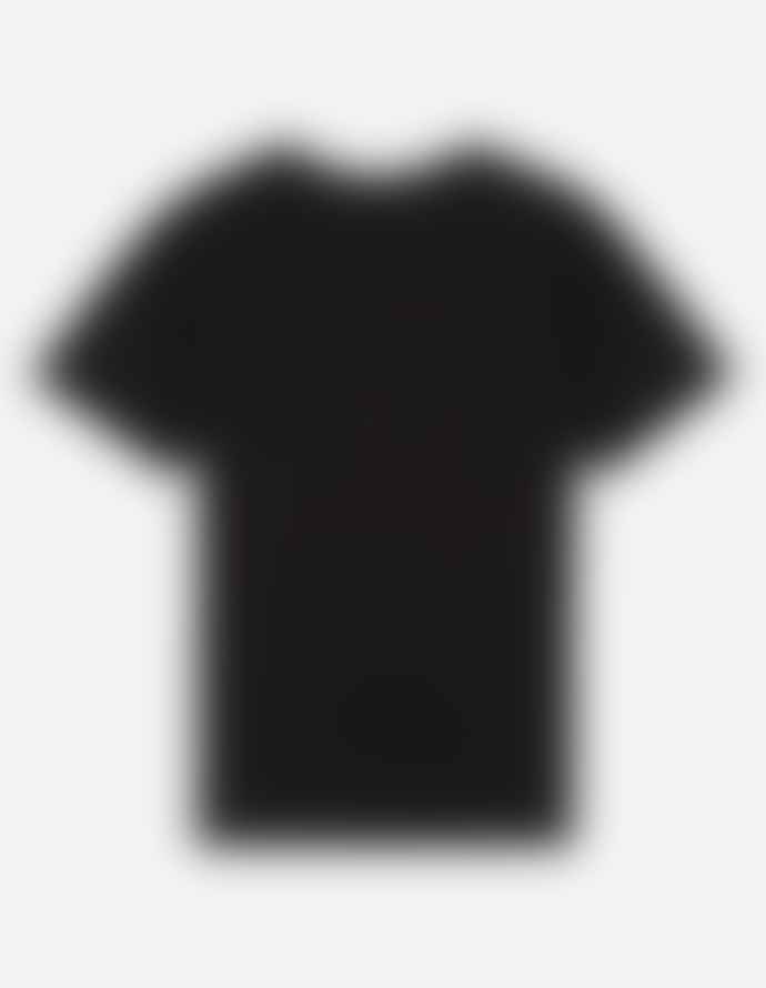 Maison Kitsune Palais Royal T Shirt Black