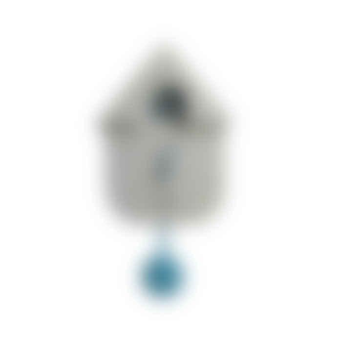 Fisura Grey Cuckoo Clock