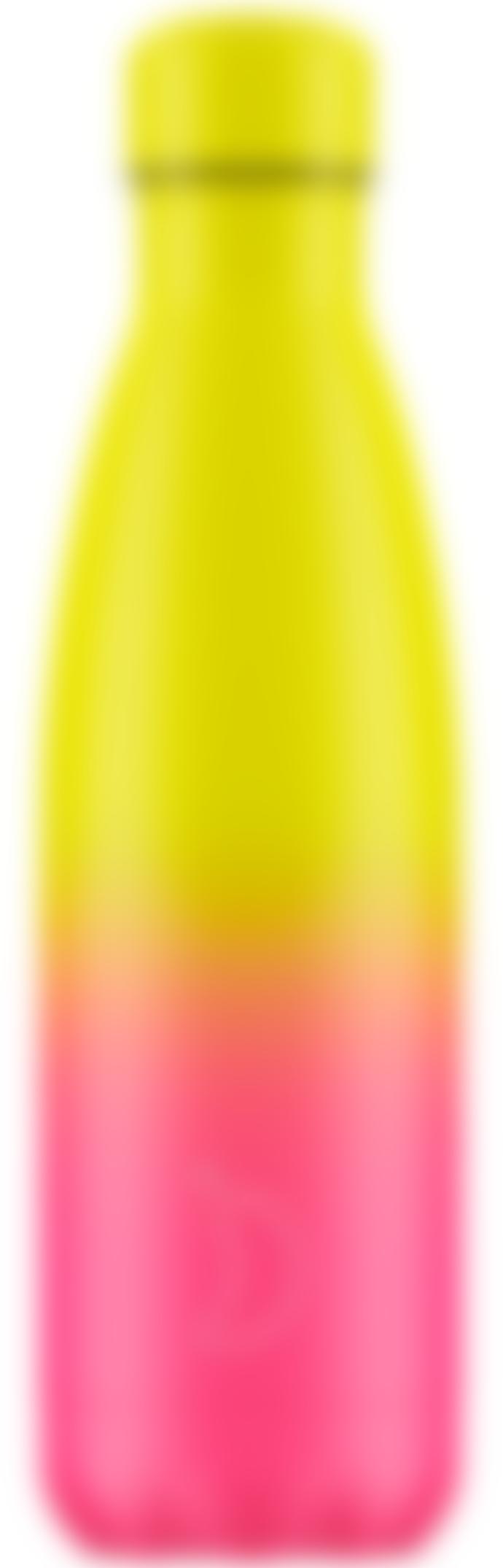 Chilly's Bottles 0.5 l Gradient Neon Clima Bottle
