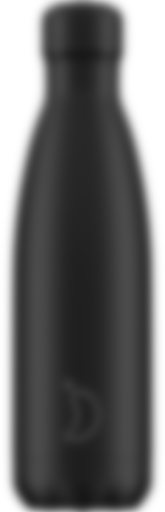 Chilly's Bottles 0.5 l Mono All Black Clima Bottle