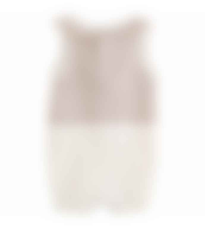 Emile Et Ida Rose Baby Overall Dress
