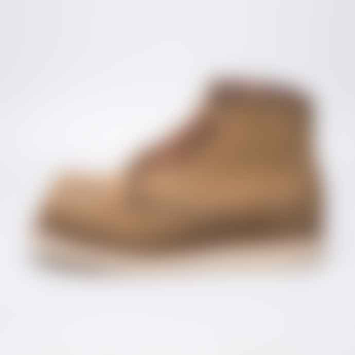 Red Wing Heritage 8881 Moc Toe Olive Mohave