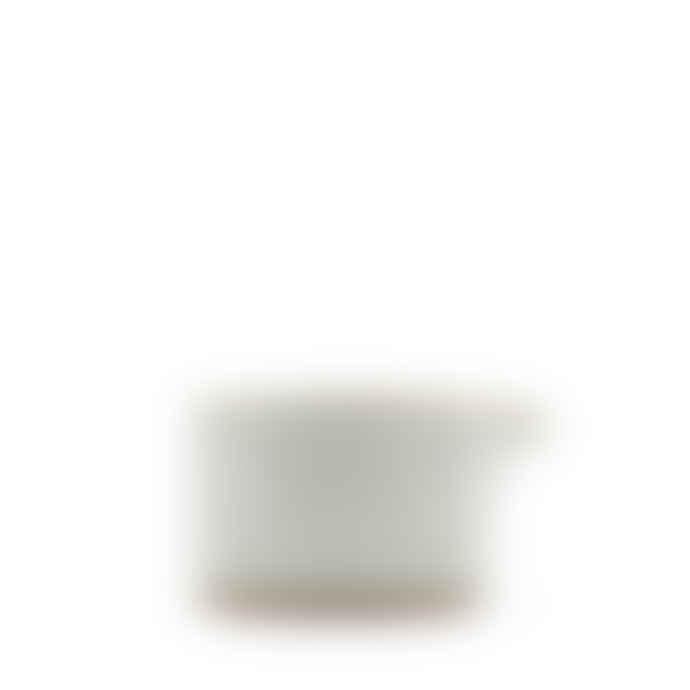 Hasami Porcelain Milk Pitcher - Grey