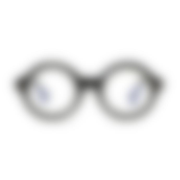 Frank and Lucie Black Eyeglobe FL15400 Reading Glasses