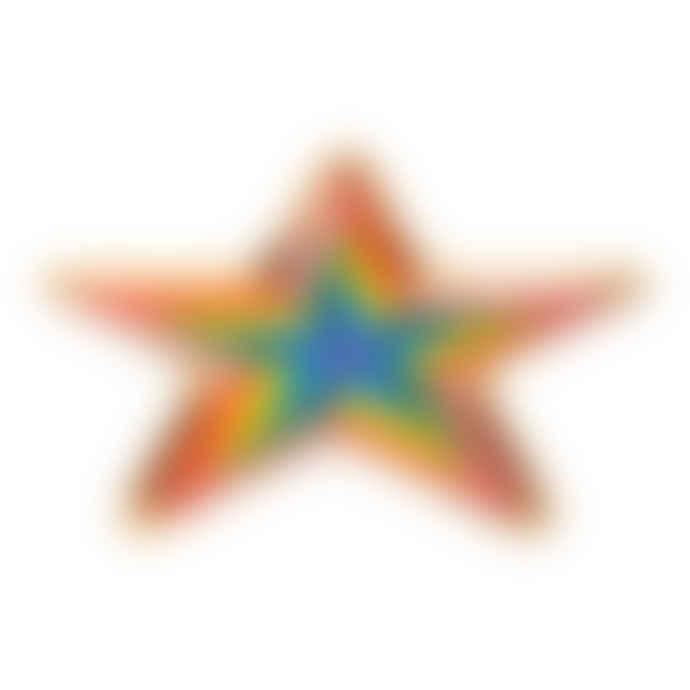 Jonathan Adler Technicolor Star Trinket Tray