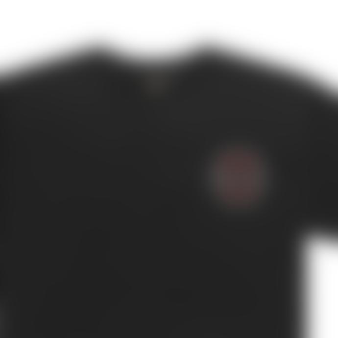 Deus Ex Machina Milano Address Tee Black