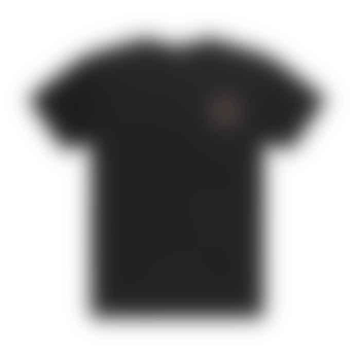 Deus Ex Machina Tokyo Address Tee Black