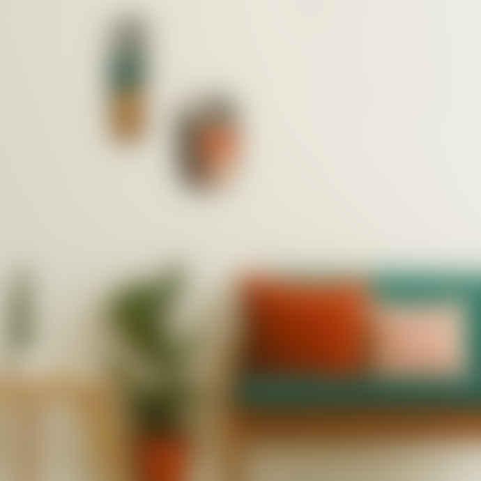 Umasqu Abstrasso Mask no8 Small Wall Decor
