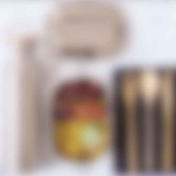 Yummii Yummii 600ml Silver Bamboo Lid Thermo Bottle