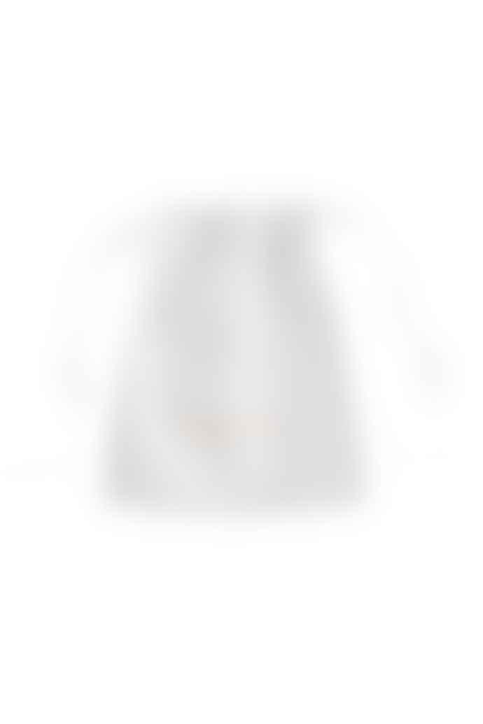 Tutti & Co Silver Reflection Necklace
