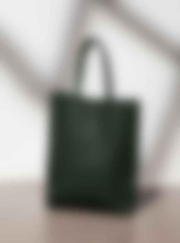 La Benjamine Leather Tote Bag