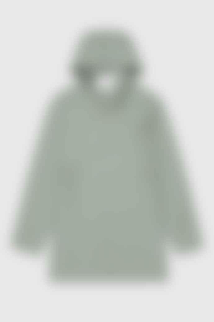Stutterheim Stockholm Khaki Green Unisex Raincoat