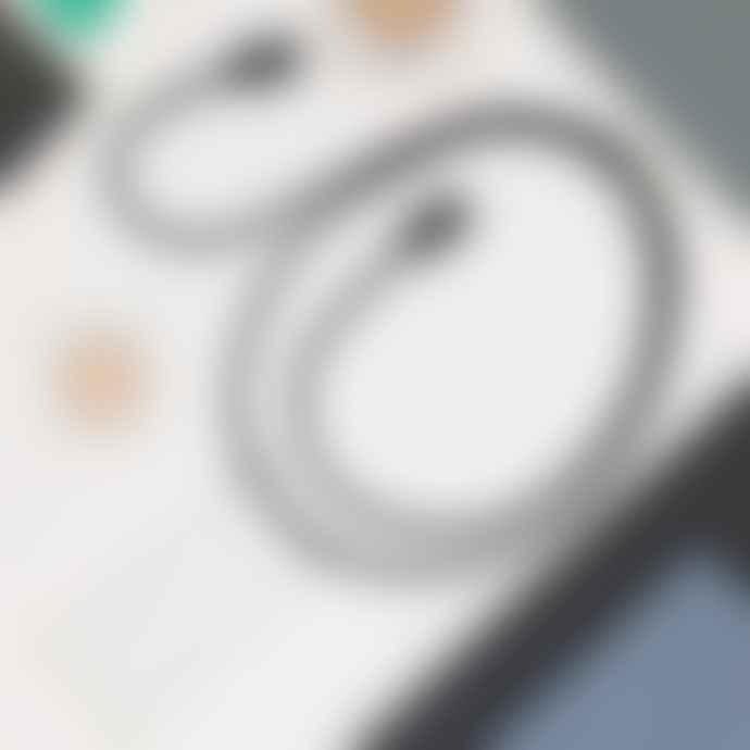 Phonelace Black iPhone USB Charging