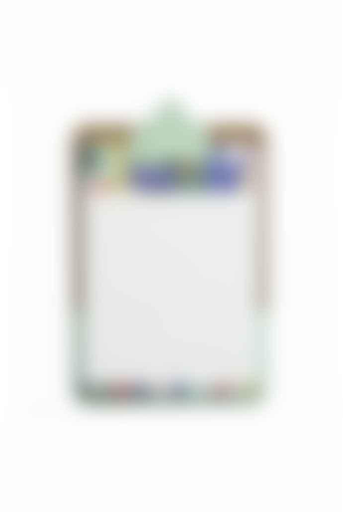 Papier Tigre Clipboard Note Pad Bark