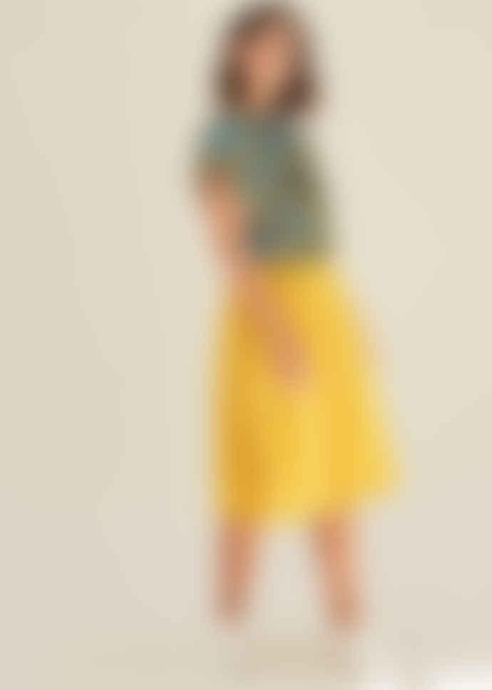 MARIE SIXTINE Curry Celine Skirt