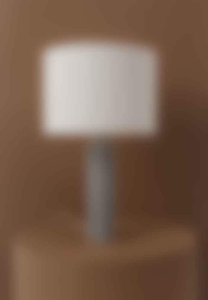 OYOY Off white Anthracite Toppu Lamp