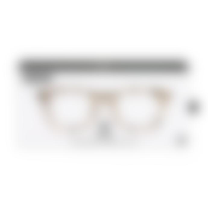 IZIPIZI #E Light Tortoise - Reading Glasses