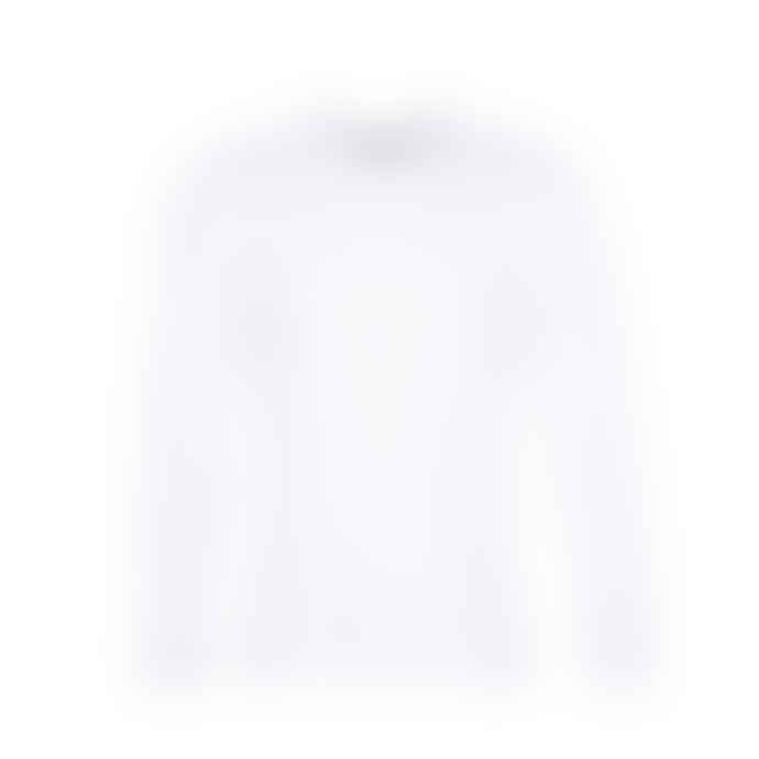 Colorful Standard Organic Long Sleeve Tee White
