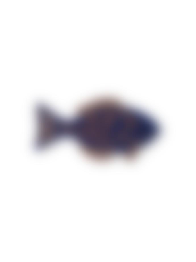 Ferm Living Fish Decor Woolen Floor Mat