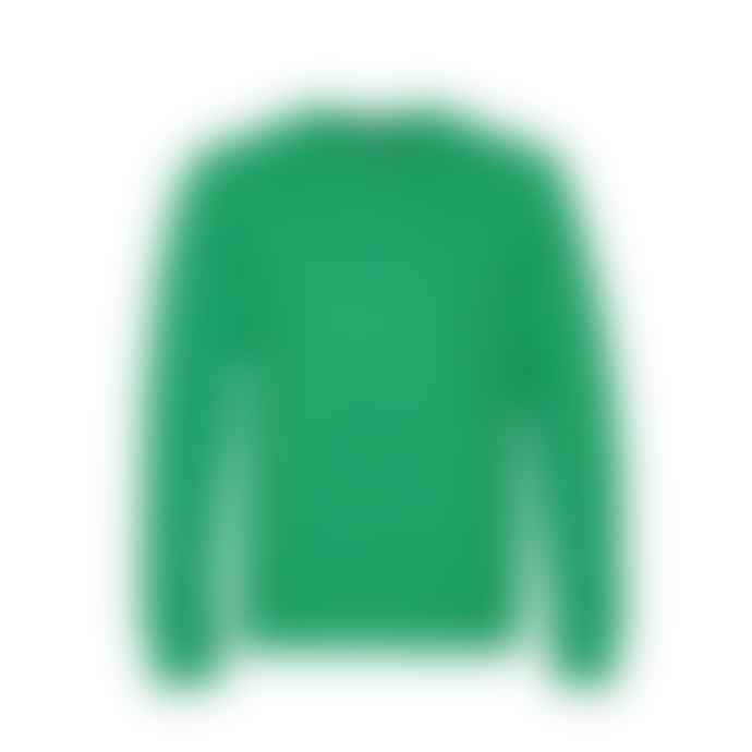 Colorful Standard Organic Sweatshirt Kelly Green