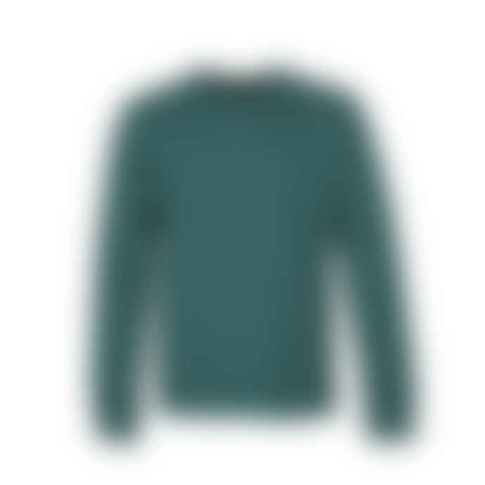 Colorful Standard Organic Sweatshirt Ocean Green