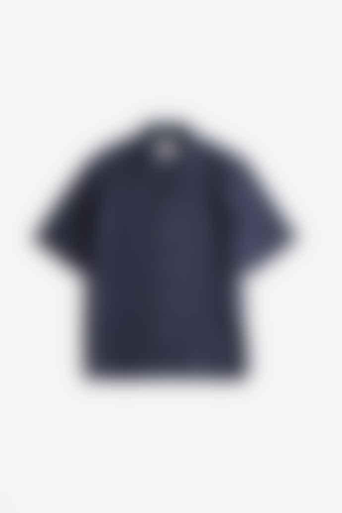 A KIND OF GUISE Gioia Shirt Dark Navy