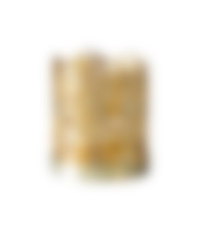 Skultuna Small Brass Lara Bohinc Lunar Candlestick