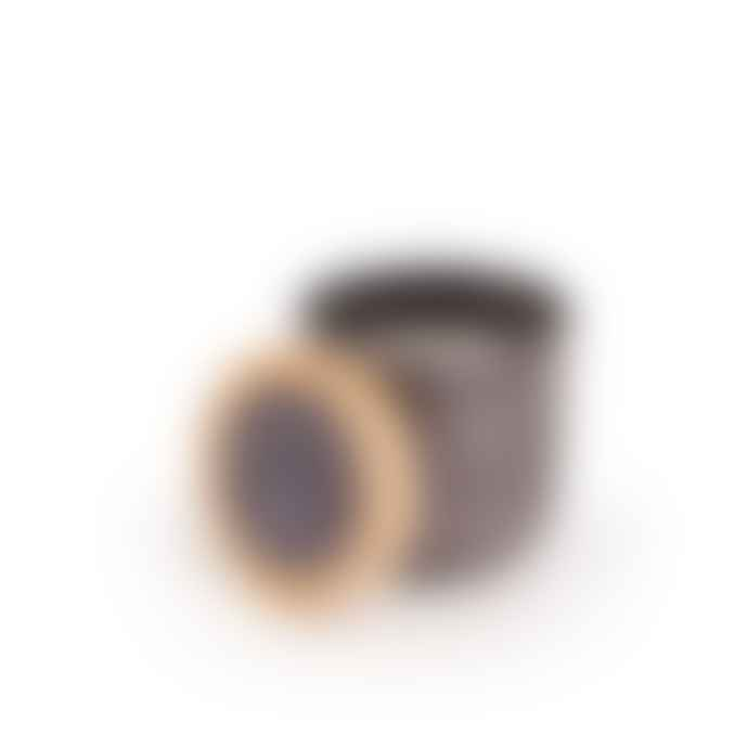 Paddywax Tobacco and Vanilla Gunmetal Candle