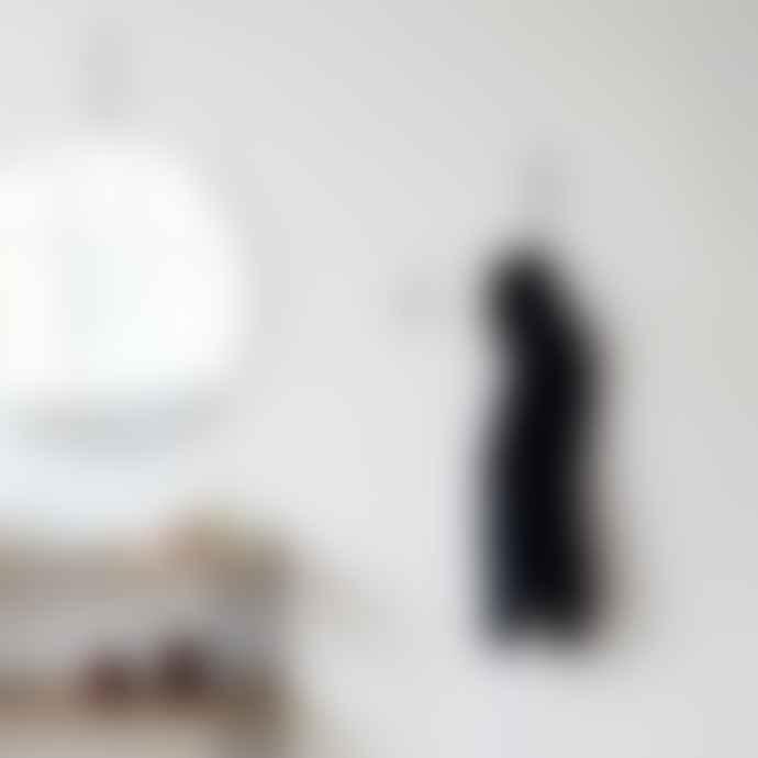 Moebe Large Black Wall Hook