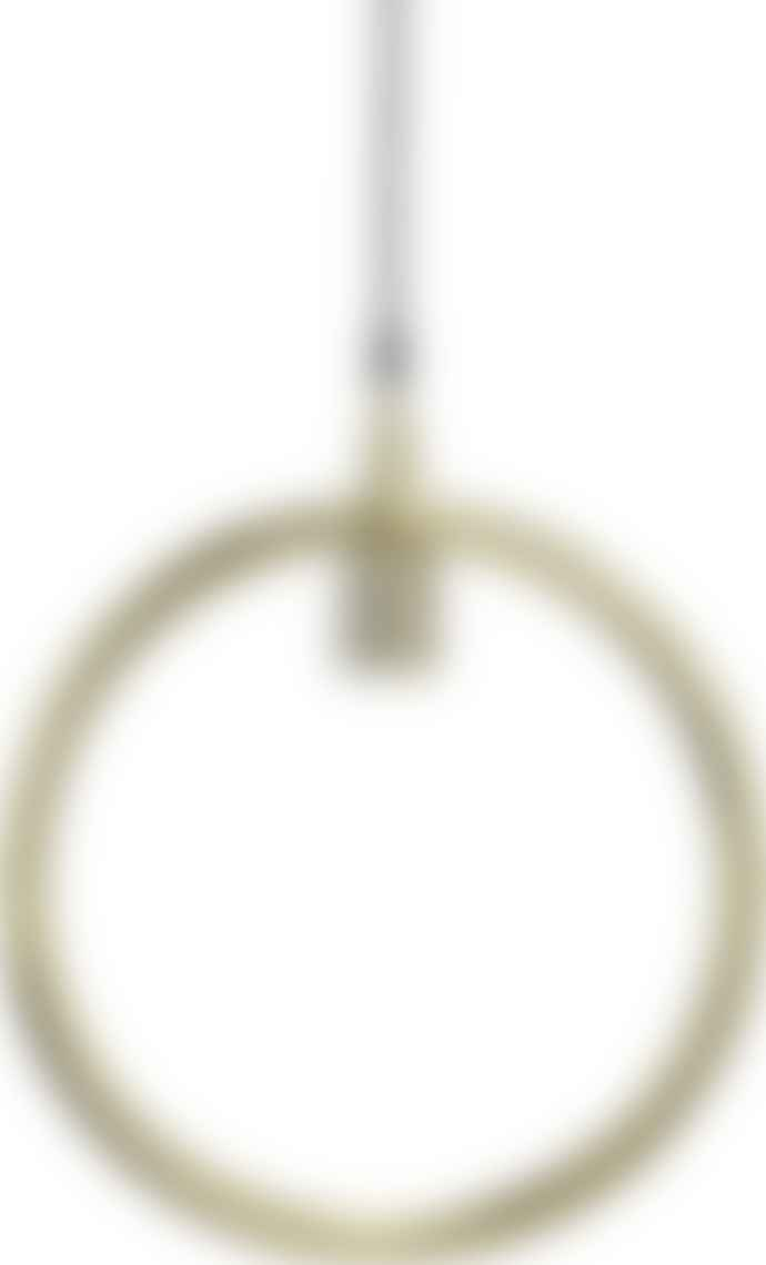 PR Home Circle 25cm Ceiling Lamp Gold