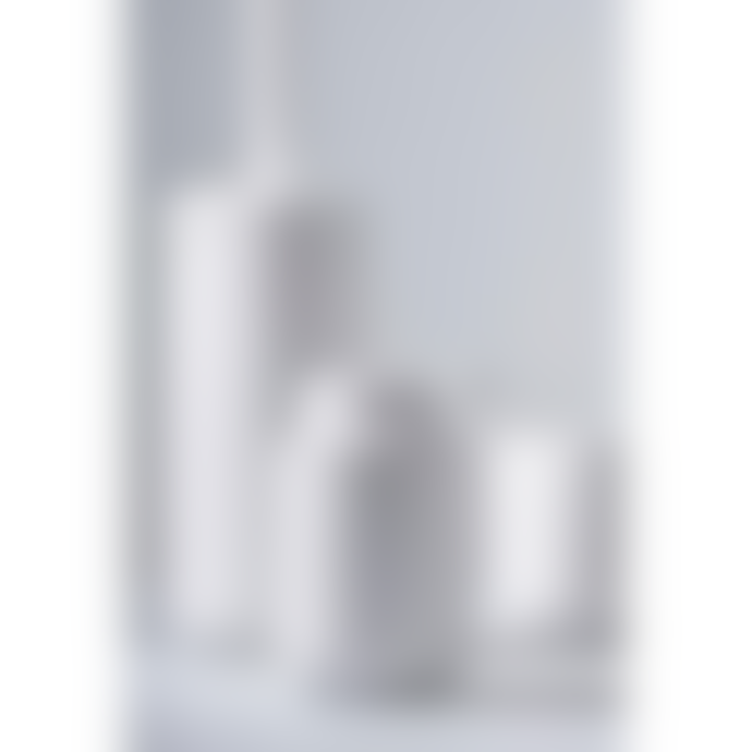 Zone Denmark Toothbrush Glass in Grey Matt with a Soft Touch
