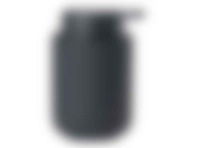 Zone Denmark Soft Matt Black Soap Dispenser