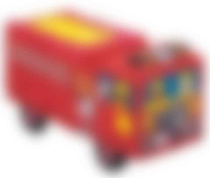 Firefighters bus Pinata