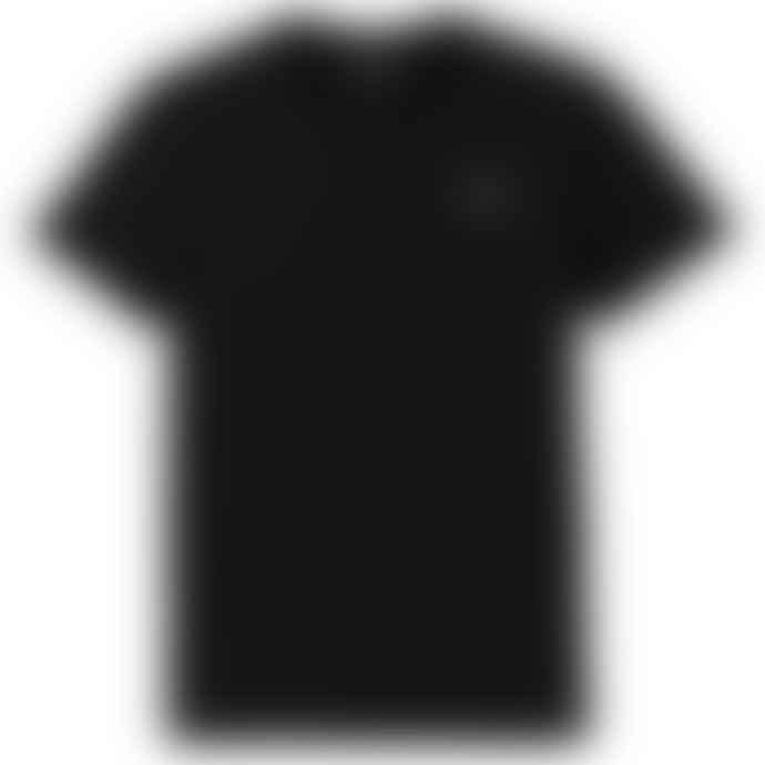 Emporio Armani  Ea 7 New Badge T Shirt Ss 20 Black