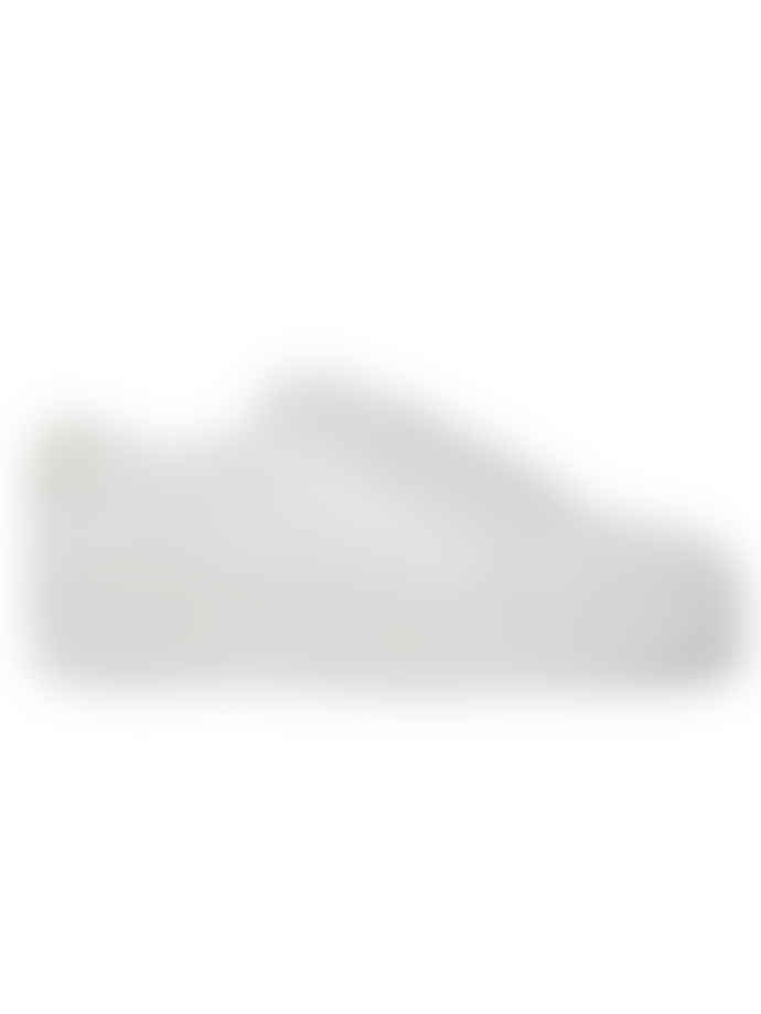 Philip Hog White Molly Trainer Sneakers